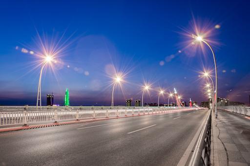 Illuminotecnica di impianti pubblica illuminazione